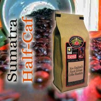 Sumatra Mandheling Half-Caf