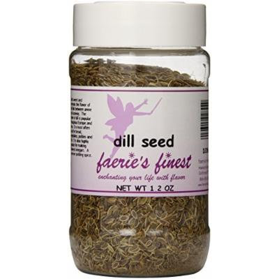 Faeries Finest Dill Seed, 1.20 Ounce