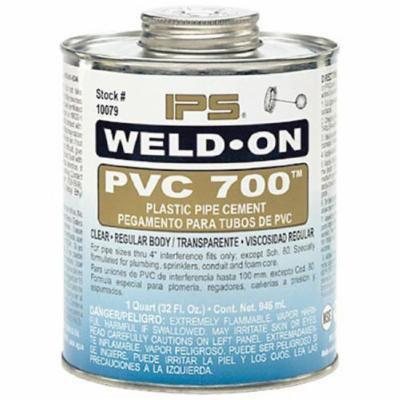 EZ-FLO 86205 Pvc Cement-Clear Regular Body