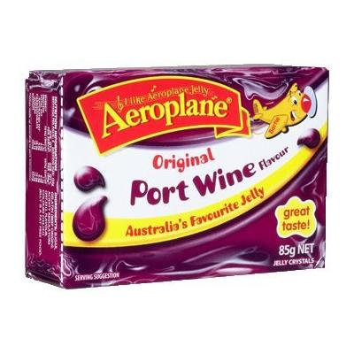 Aeroplane Port Wine Jelly 85g