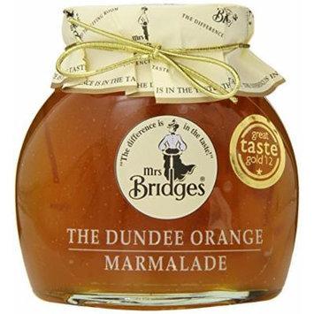 Mrs. Bridges Dundee Orange Marmalade, 12-Ounce Jars (Pack of 4)