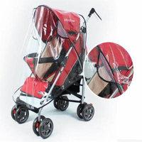 Baby Rain Wind Snow Sleet Cover for Single Jogger Stroller