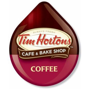 TIM HORTONS COFFEE T DISCS 56 COUNT by Tim Hortons