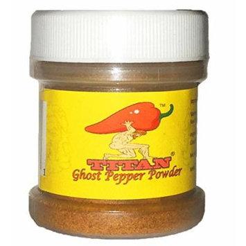 TITAN Ghost pepper powder, Bhut Jolokia powder
