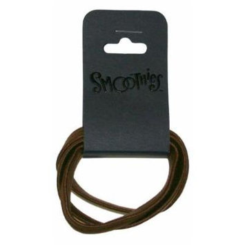 Smoothies Wide Flat Seamless Pony-Brown 00698