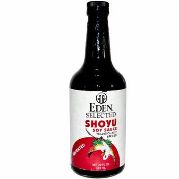 Eden Foods Selected Shoyu Soy Sauce -- 20 fl oz