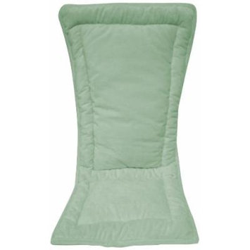 Baby Doll Bedding High Chair Cover, Sage