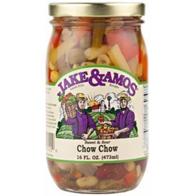 Jake & Amos Chow Chow / 2 - 16 Oz. Jars