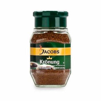 Jacobs KRONUNG Instant Coffee, 200g jar