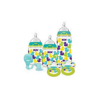 NUK My First NUK Orthodontic Silicone Gift Set
