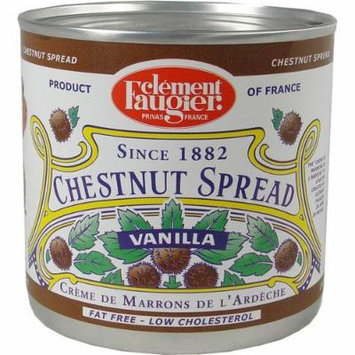 Gourmet Chestnut spread from France Vanilla 17.6 oz (3 PACK)