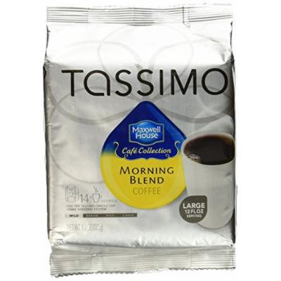 Tassimo Cafe Collection Morning Blend, T-Discs, 14 ct