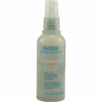 Aveda Light Elements Smoothing Fluid Lotion for Unisex, 3.4 Ounce
