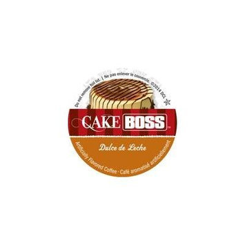 Cake Boss Coffee - Dulce de Leche - 48 Single Serve K Cups for Keurig Brewers