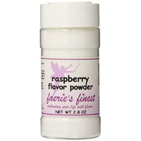 Faeries Finest Flavor Powder, Raspberry, 2.80 Ounce