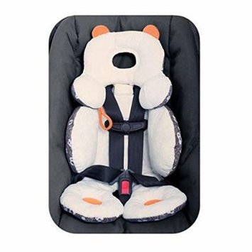 Baby Head and Body Support Pillow Warm Strollers Nursing Pillow Warm Car Seat Baby Pillow Cushion