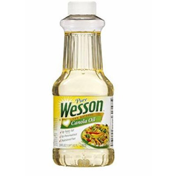 Wesson Canola Oil - 24 oz