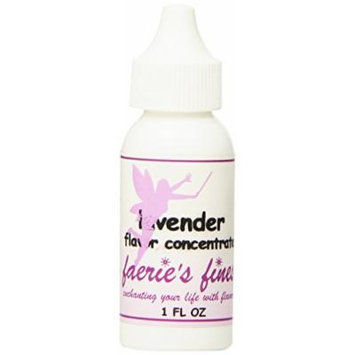 Faeries Finest Flavor Drops, Lavender, 1.05 Ounce