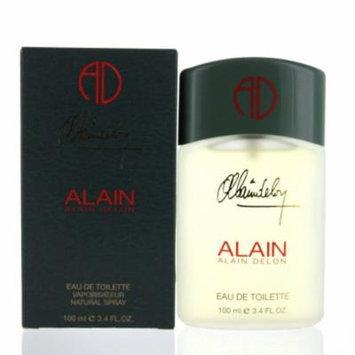 Alain Alain Delon 3.4oz Spray for Men
