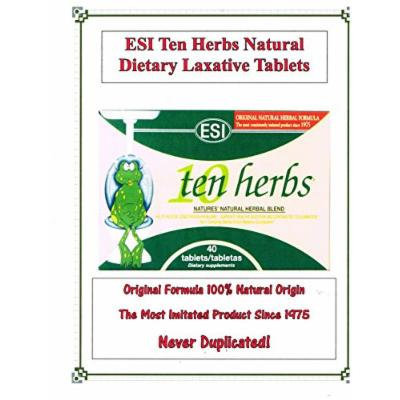 ORIGINAL Ten Herbs STAY NATURALLY HEALTHY