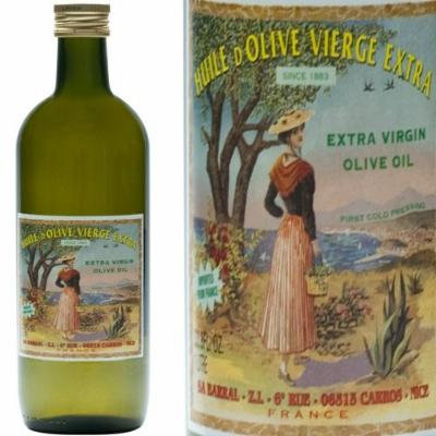 Extra Virgin Olive Oil from Provence - 33.8oz