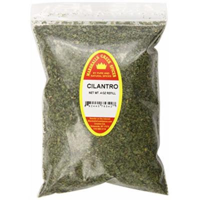 Marshalls Creek Spices X-Large Refill Cilantro, 4 Ounce