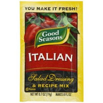 Good Seasons Salad Dressing & Recipe Mix, Italian, 0.7-Ounce Packets (Pack of 24)
