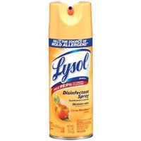 Lysol Disinfectant Spray, Citrus Meadows, 12.50 Ounce (Pack of 12)