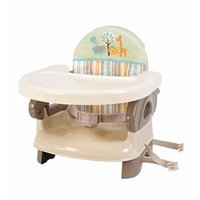 Summer Infant Deluxe Comfort Booster Seat, Folding High Chair, New