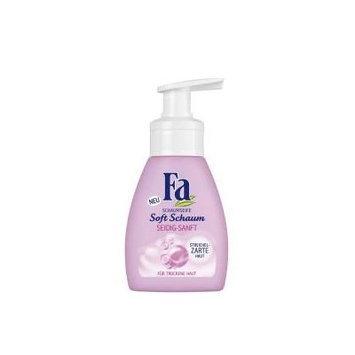Fa Soft Foam Silky-Smooth Hand Foam Soap 250 ml / 8.4 fl oz