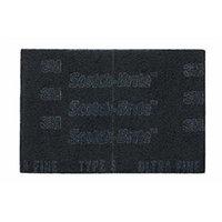 Scotch-Brite(TM) 048011649351 7448 PRO Hand Pad, 6 Width x 9 Length (Pack of 3)
