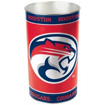 NCAA Houston Cougars Wastebasket