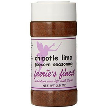 Faeries Finest Popcorn Seasoning, Chipotle Lime, 3.50 Ounce
