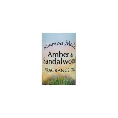 Kuumba Made Fragrances (Amber & Sandalwood, 1oz (29.57ml))
