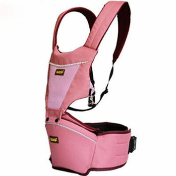 Beddinginn® Multi Functional Comfortable Simple Front Pack Baby Carrier (Pink)