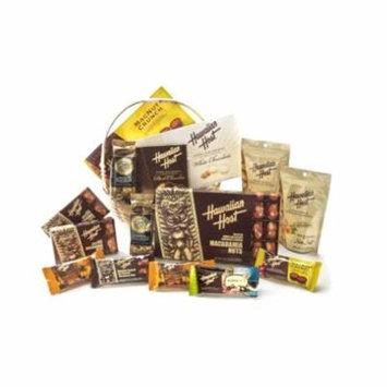 Hawaiian Kamaaina Chocolate Macadamia Nuts & Royal Kona Coffee Lunch Bag Gift Basket #4