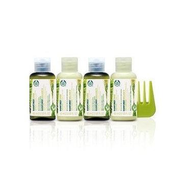 The Body Shop Rainforest Shine Hair Care Kit