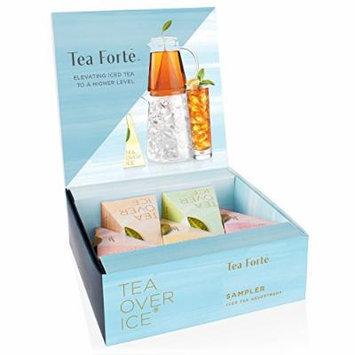 Tea Forte TEA OVER ICE Blends, Five Iced Tea Infusers Assorted Sampler