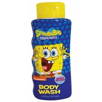 Spongebob Squarepants Body Wash