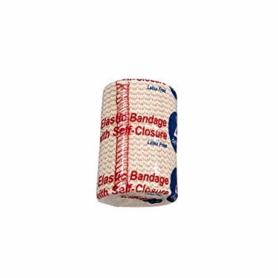 Dynarex Elastic Bandage with Self Closure Strip, 10 Count/3 x 5 Yards