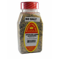Marshalls Creek Spices Broiled Lamb Seasoning, No Salt, 11 Ounce
