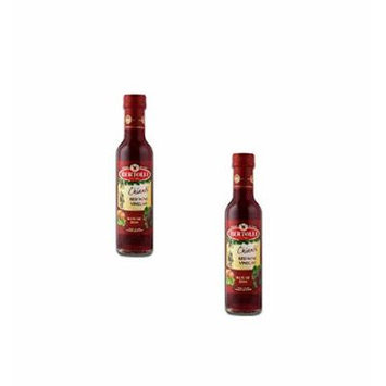 Bertolli Chianti Red Wine Vinegar 8.5 Oz (Pack of 2)