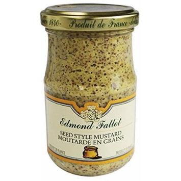 Edmond Fallot Whole Grain Mustard 13.8 Oz. (Large)