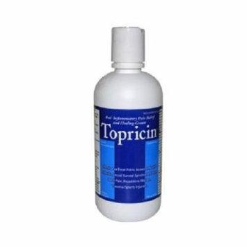 Topricin Pain Cream, 2 Count