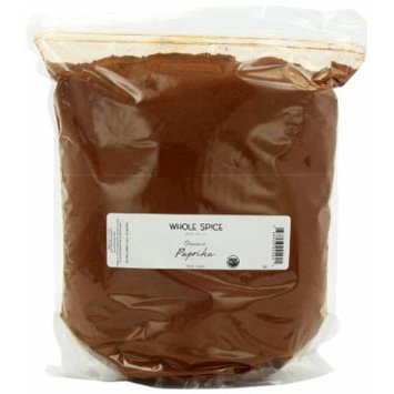 Whole Spice Paprika Organic, 5 Pound