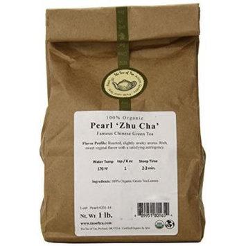 The Tao of Tea Pearl Gunpowder Green Tea, 1-Pounds