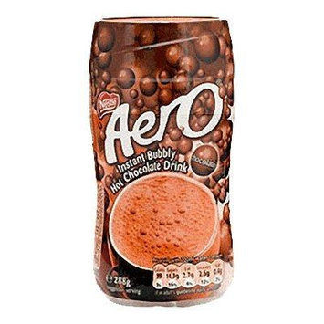 Nestlé Aero Instant Bubbly Hot Chocolate Drink 288g (2-pack)