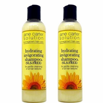 Jane Carter Hydtating Invigorating Shampoo 8.0 oz(pack of 2)