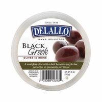 Black Greek Olives, 5 oz. (6 pack)