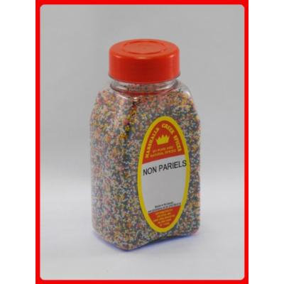 Marshalls Creek Spices Non Pariels Rainbow Jar, 10 Ounce